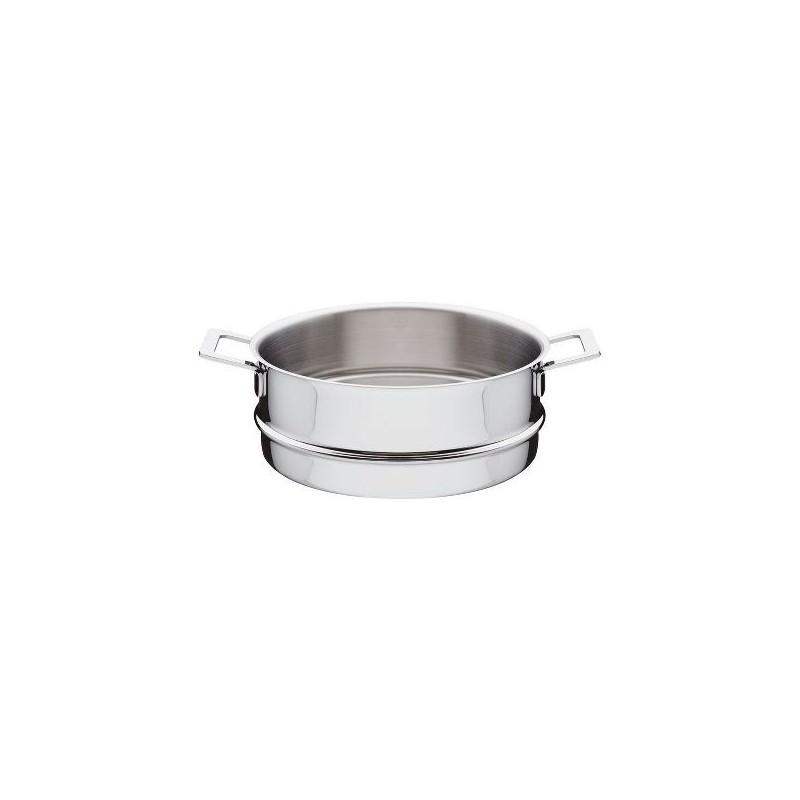 set cottura a vapore  pots & pans