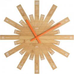 orologio da parete raggiante