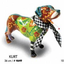 kurt, cane che corre, 36 cm