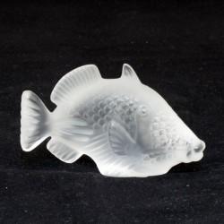 statua pesce cristallo picasso clair
