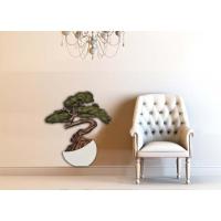 pannello intagliato decorativo bonsai 73x83cm