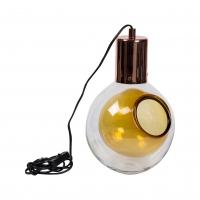 lampada terrarium piccola  diametro 20x33h