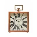 orologio da tavolo grandfather wood 45