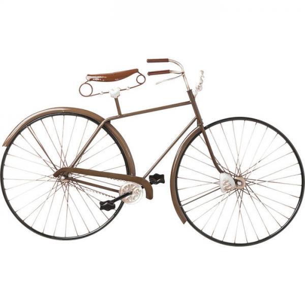 decorazione a parete vintage bike
