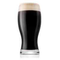 beer happy set 2  bicchiere birra scura cl.50