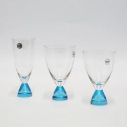 servizio bicchieri 18 pz