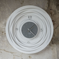 orologio optical bianco