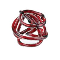 nodo dell'amore diametro rosso 21cm