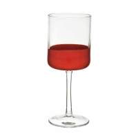 set 6 calici rosso spot collection