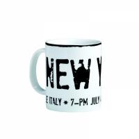 mug 10cm new york