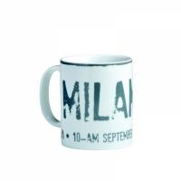 mug 10cm milan