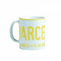 mug 10cm barcelona