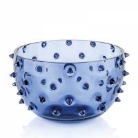 centrotavola blu 16cm gothic