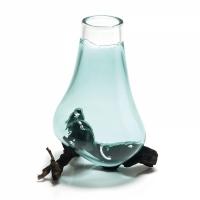 vaso turchese 70cm sedimenti