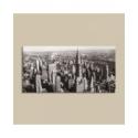 quadro plex 160x80 vista di mahnattan