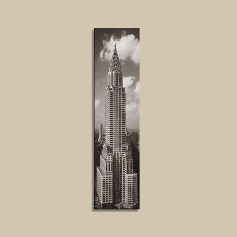 quadro chrysler building, new york 1938