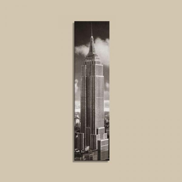 quadro empire state bilding 40x160