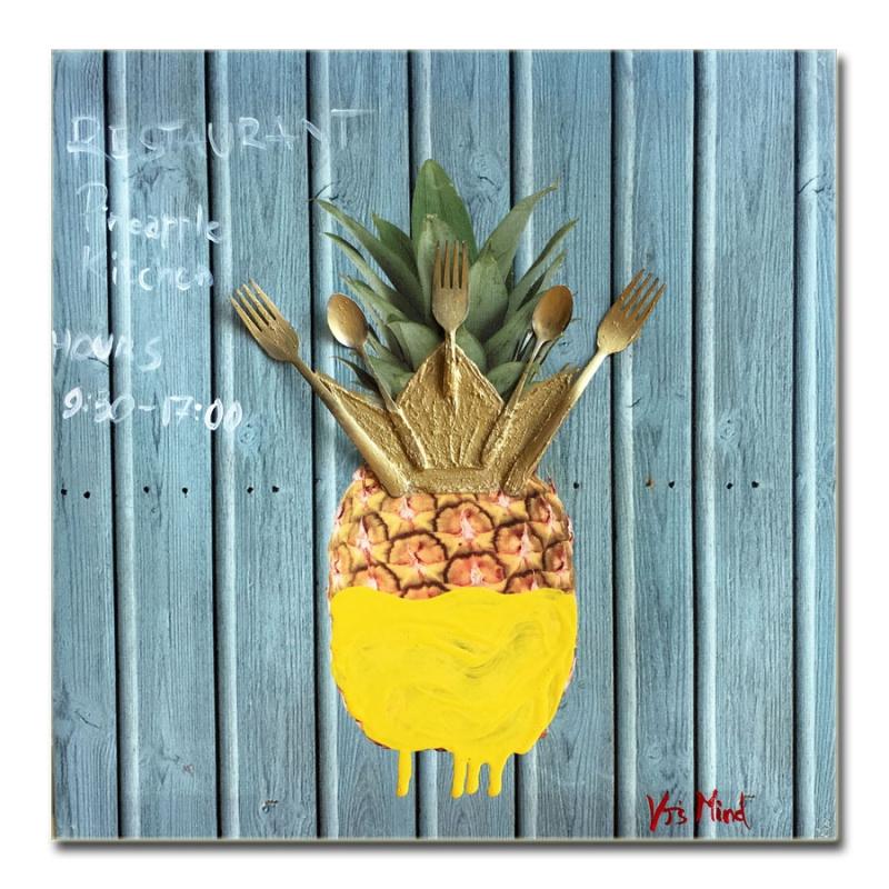 pineapple fields forever