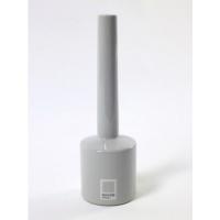 vaso fiori pantone grigio 40cm