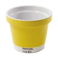 Vaso piante giallo 24cm Pantone