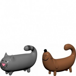 due animali presepe