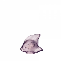 fish figure lilac