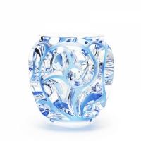 vaso azzurro xxl tourbillons