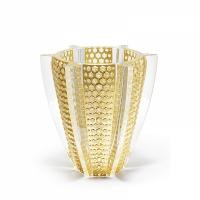 vaso oro rayons