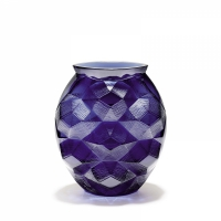 vaso blu notte tartaruga