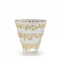 provence vaso gold stamped