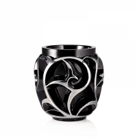 vaso nero Tourbillons