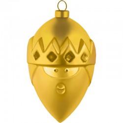 Palla albero di natale oro gaspare