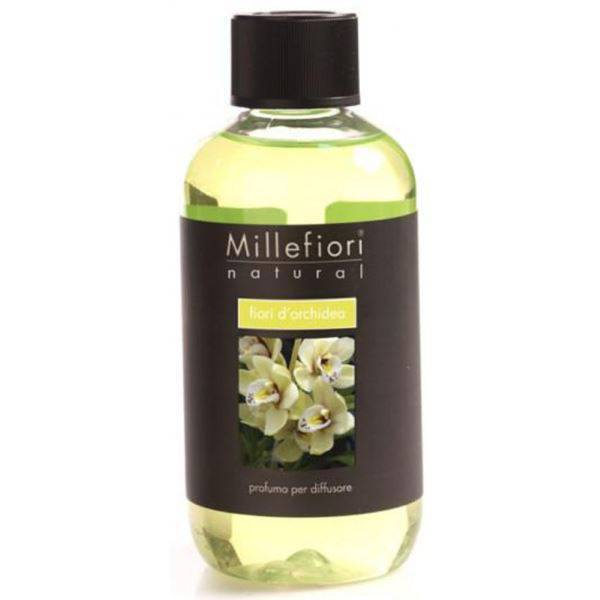 ricarica diffusore a bastoncini fiori di orchidea natural 250ml