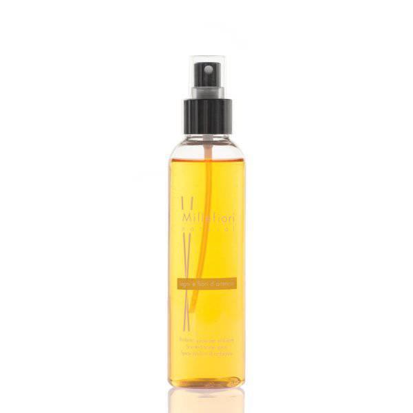 deodorante spray per ambienti legni e fiori d'arancio 150ml