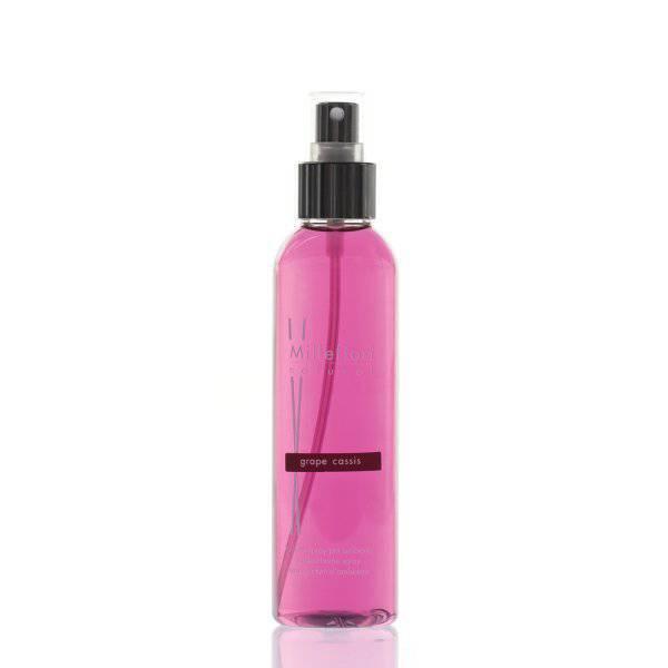 deodorante spray per ambienti grape cassis 150ml