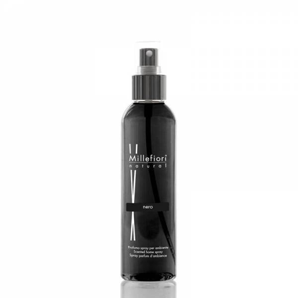 deodorante spray per ambienti nero 150ml