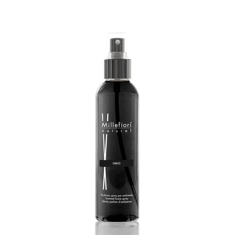 deodorante spray per ambienti nero 150ml