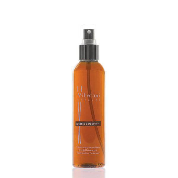 deodorante spray per ambienti sandalo bergamotto 150ml