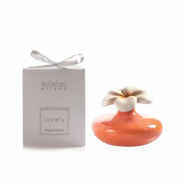 fiore piccolo arancione lovely
