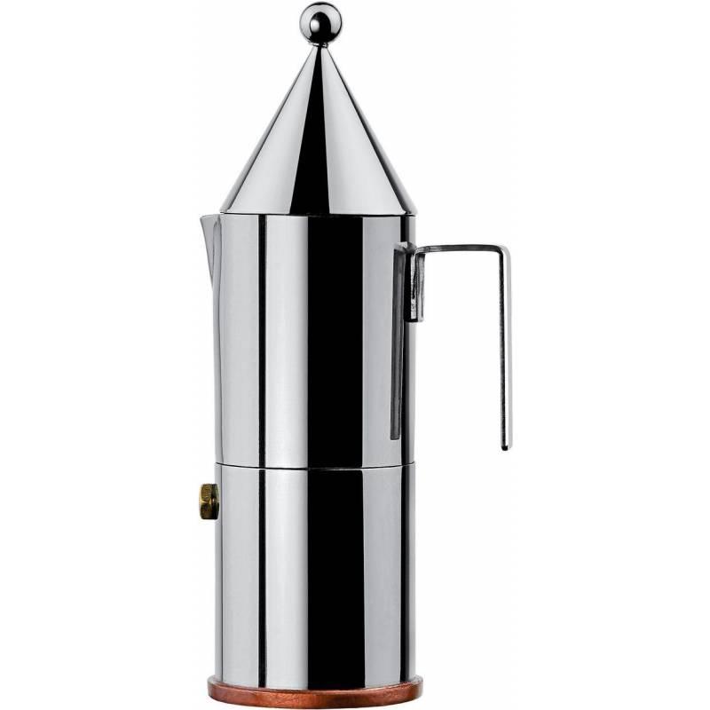 Caffettiera sei tazze La Conica