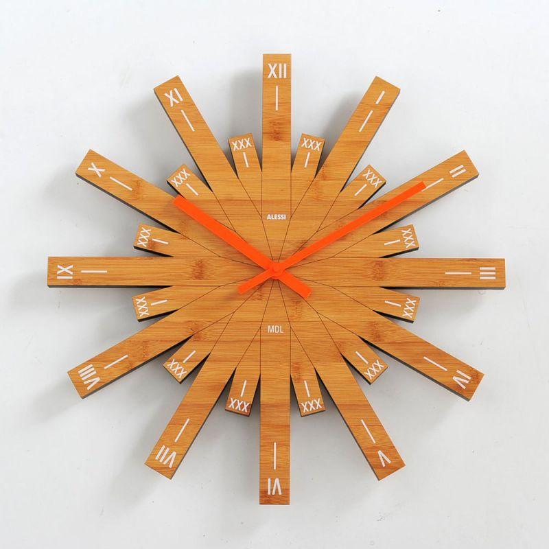 Orologio da parete raggiante alessi | DomuStore, Luxury Store
