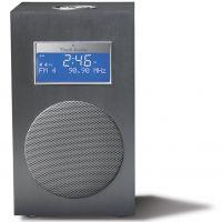 radio in legno nera model 10