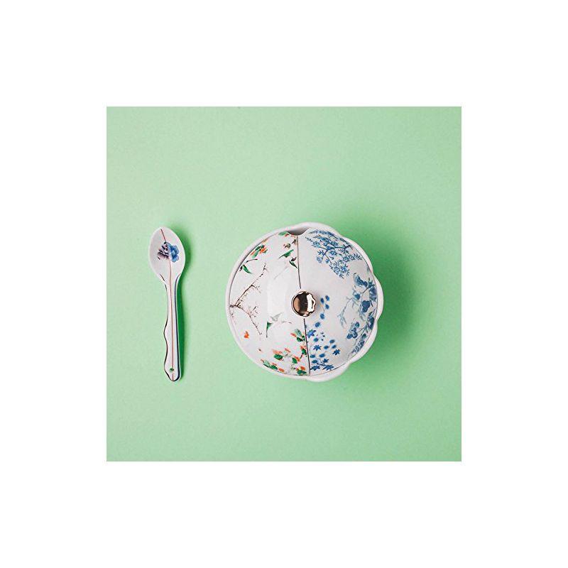 zuccheriera in porcellana hybrid maurilia