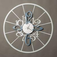 orologio kalesy big avio bianco