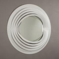 specchio optical bianco