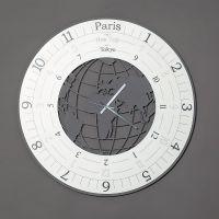 orologio world paris grigio