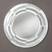 specchio origami argento