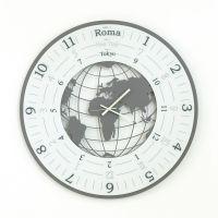 orologio world grigio