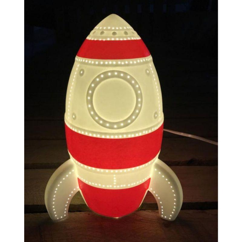 lampada da tavolo rocket
