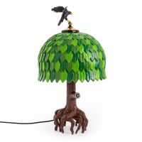 Lampada tiffany tree lamp